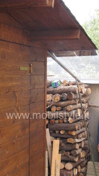 Mobil style case in legno per esterno case in legno for Dettagli di incorniciatura del tetto di gambrel